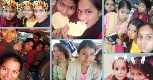 В Индии селфи стали инструментом для женщин в борьбе за свои права