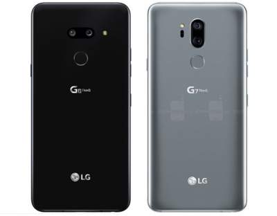 Раскрыт внешний вид флагманского смартфона LG G8 ThinQ