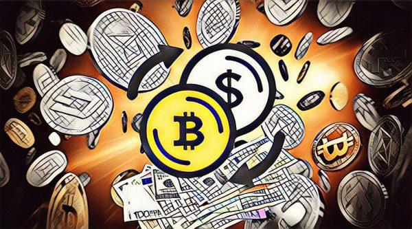 Обмен валюты и криптовалюты