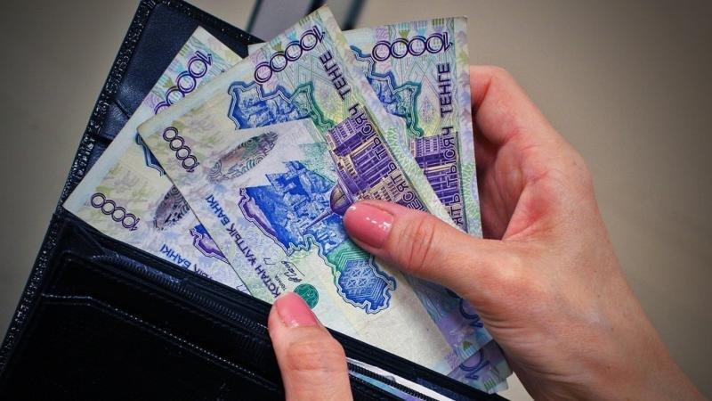 Займ до зарплаты в Казахстане