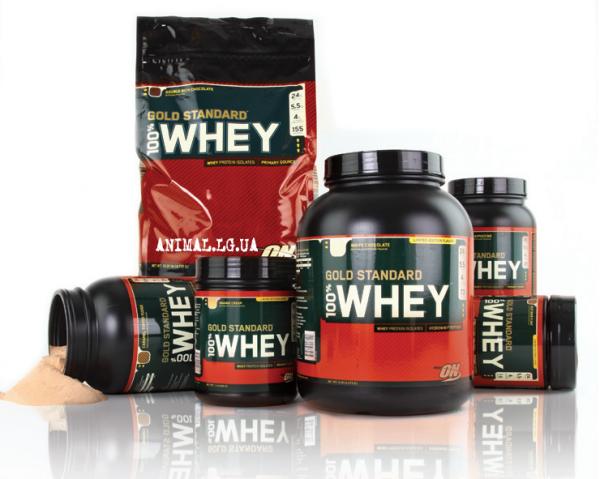 Где купить спортивное питание whey gold standard
