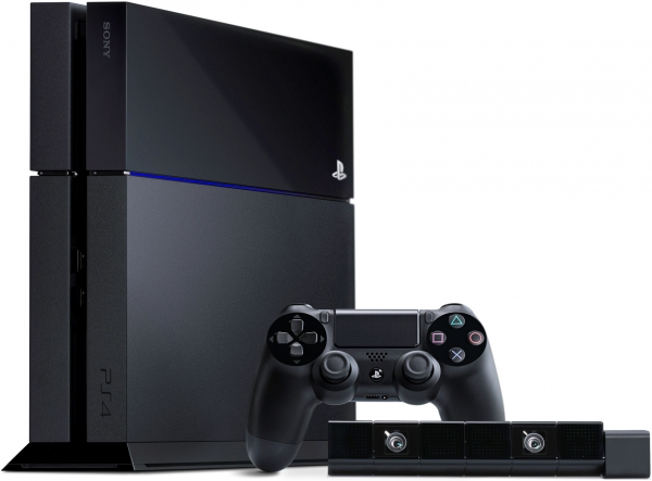 Уникальная игровая приставка Sony PlayStation 4