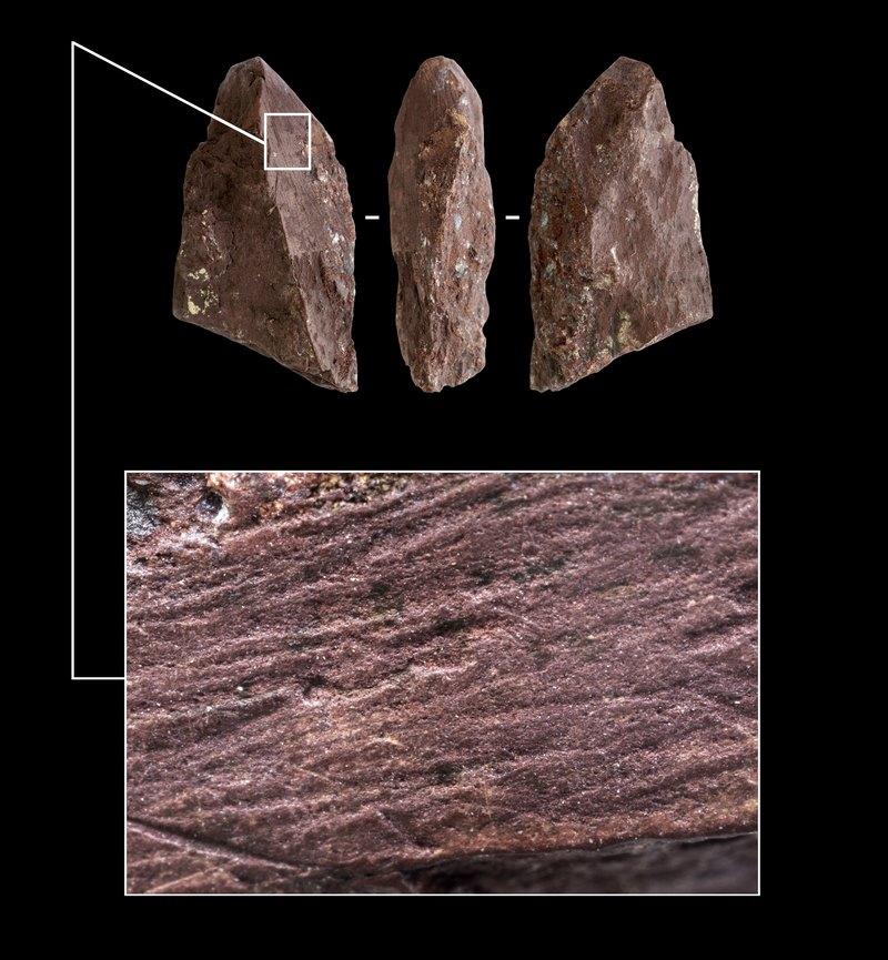 В Денисовой пещере обнаружили древний «карандаш»