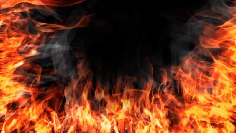 Как потушить огонь... молнией