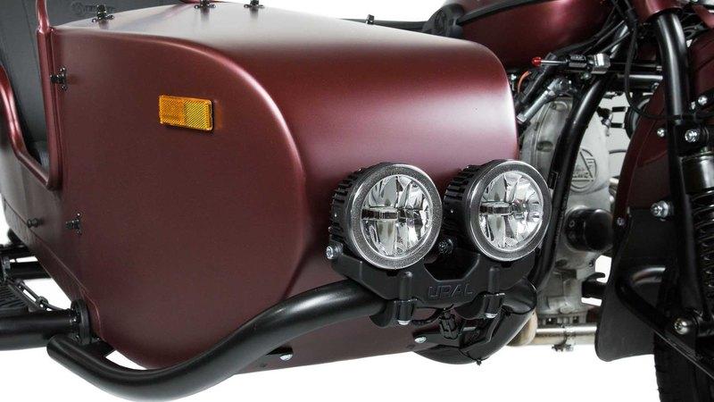 «Урал» показал мотоцикл 2019 года