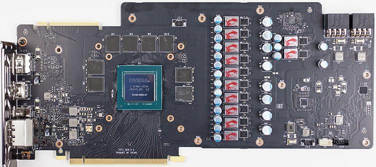 «Нужно больше фаз»: изучаем нереференсные карты GeForce RTX 2080/2080 Ti