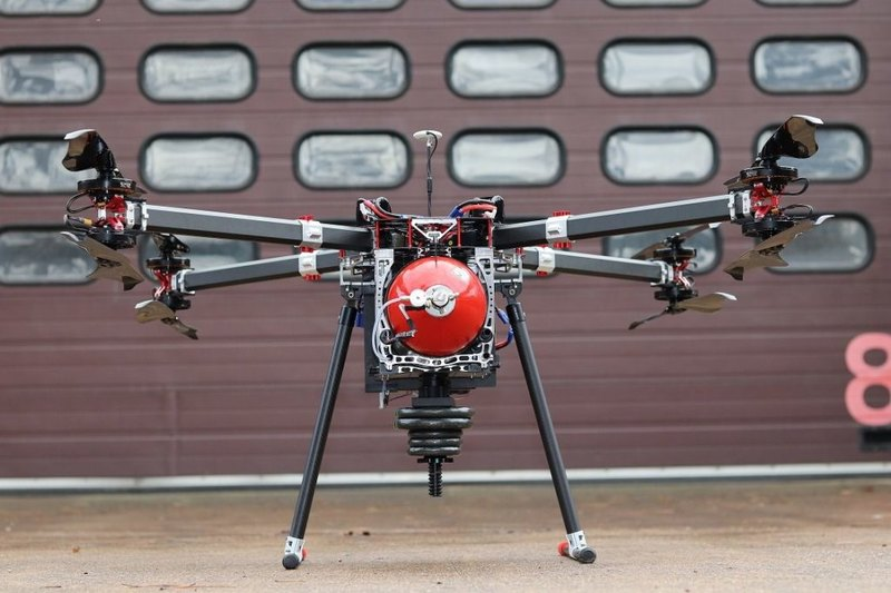 Установлен новый рекорд среди дронов