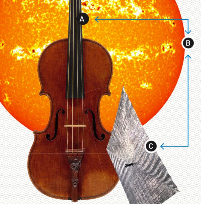 Что общего у скрипок и межзвездных перелетов