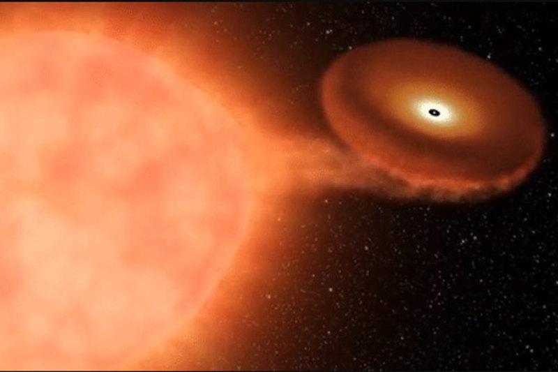 «Кеплер» помог обнаружить необычную сверхновую