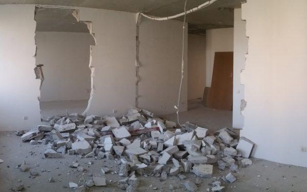 Демонтаж домов и квартир в Тюмене
