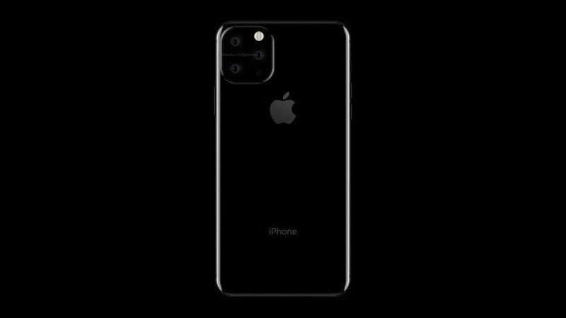 iPhone 11 может получить тройную камеру