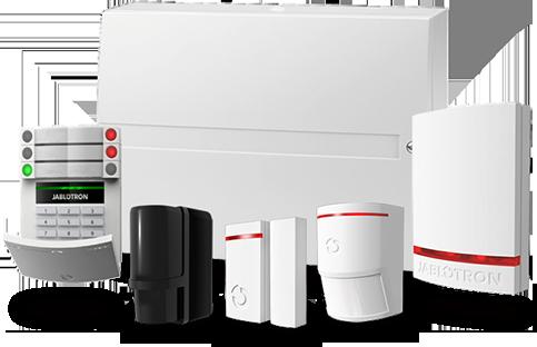 Система сигнализации Jablotron 100+ - надежная современная защита вашего дома