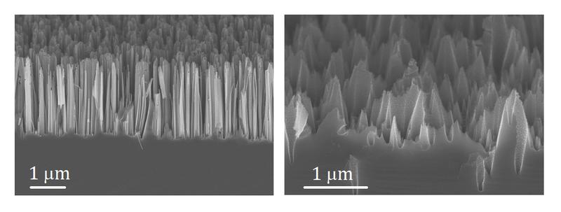Российские ученые нашли безопасный способ получения кремниевых нанонитей