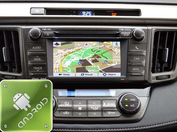 Современная навигация в ваше авто