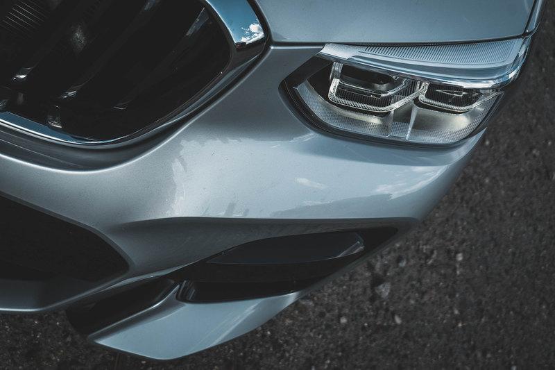 Баварский фокус: тест BMW X4 20d