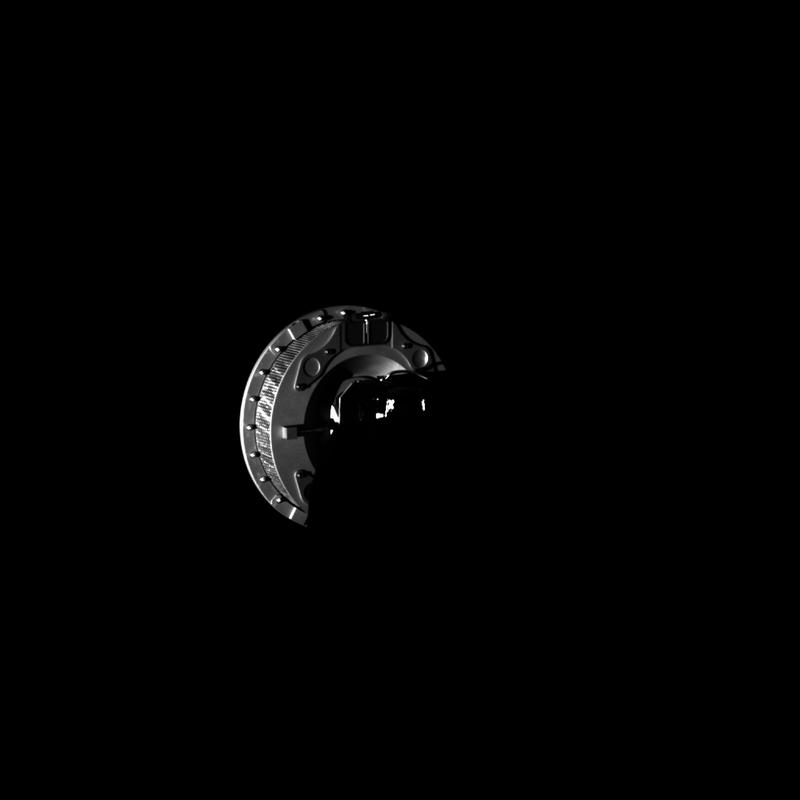 NASA испытало роборуку аппарата OSIRIS-REx перед прибытием к Бенну