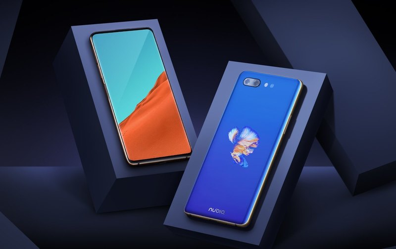 Смартфон Nubia X получил два дисплея