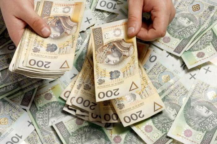 Где обменять или купить польский злотый в Харькове