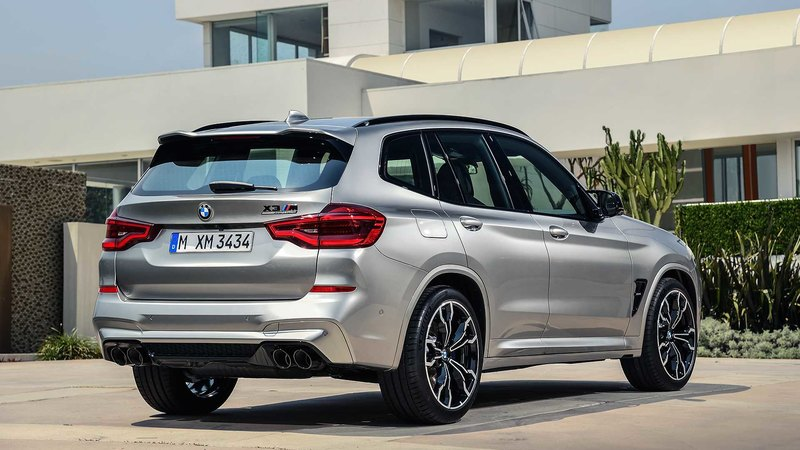 BMW рассекретила пару «горячих» кроссоверов