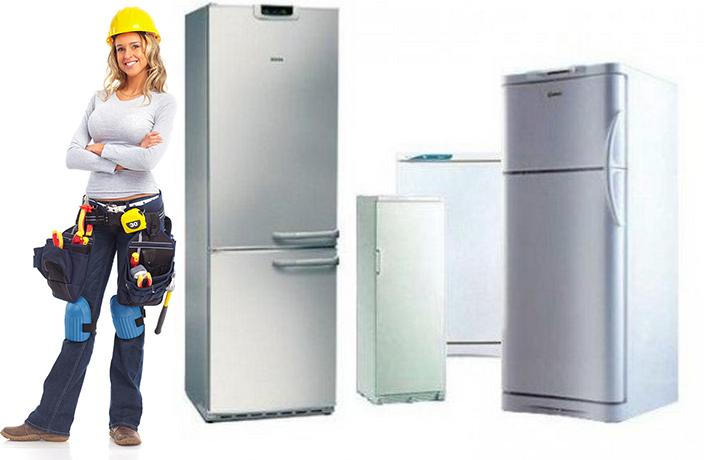 Ремонт холодильников Атлант и Самсунг