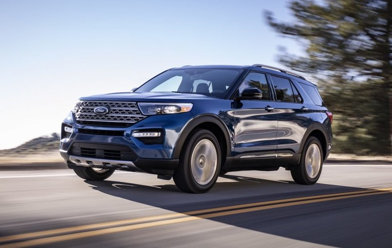 Ford презентовал новый Explorer