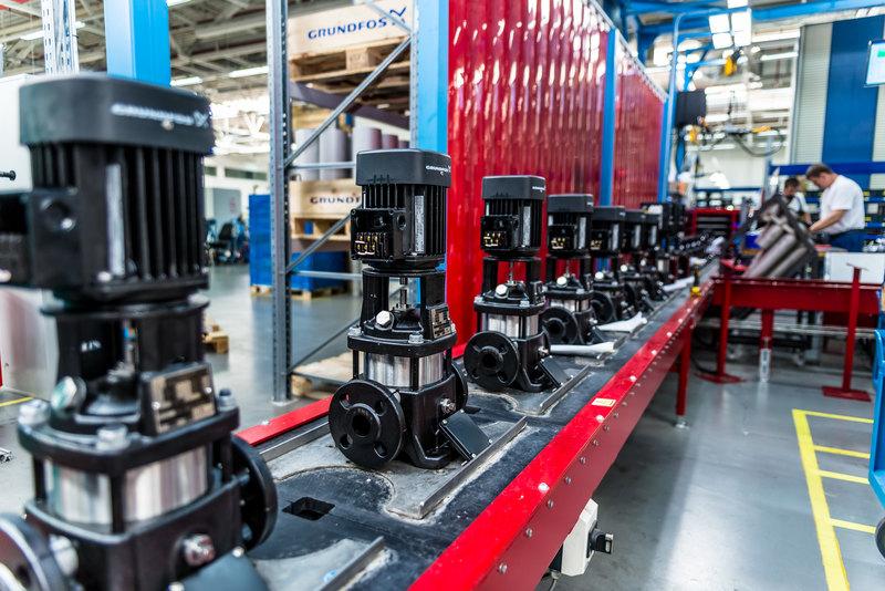 Давление в норме: комплектные решения Grundfos для эффективного водоснабжения