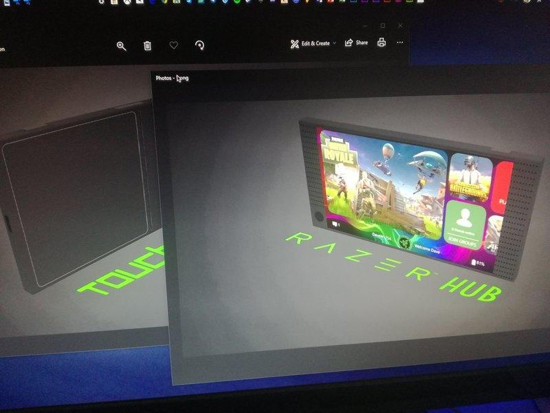 Смартфон Razer Phone 2: первые изображения