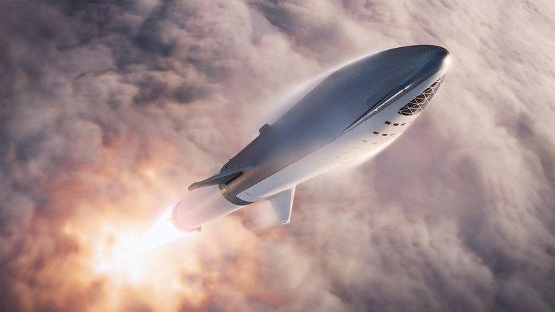 SpaceX раскрыла, кто станет первым туристом, отправившимся к Луне на BFR