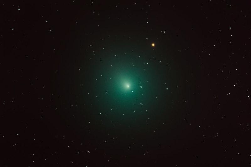 Самую яркую комету 2018 года рассмотрели детально
