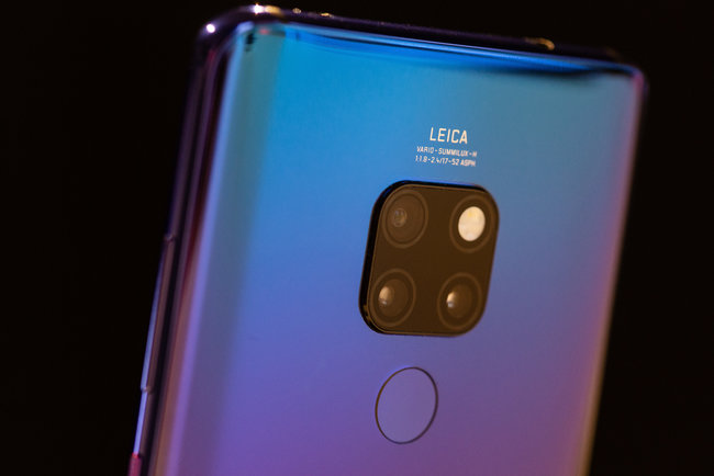 Huawei официально представили новые Mate 20 и Mate 20 Pro