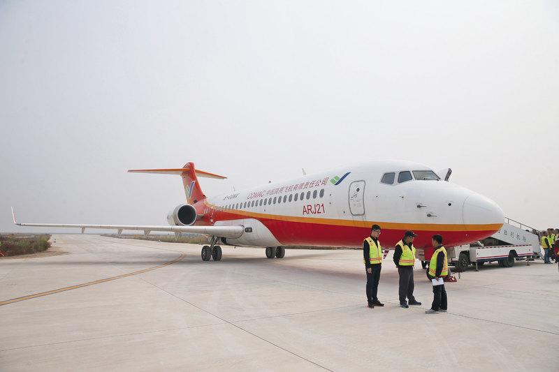 Воздушный гигант: каким станет новый российско-китайский авиалайнер