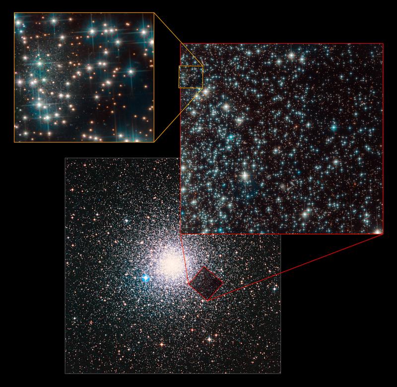 Найдена крошечная галактика, скрывавшаяся у всех на виду