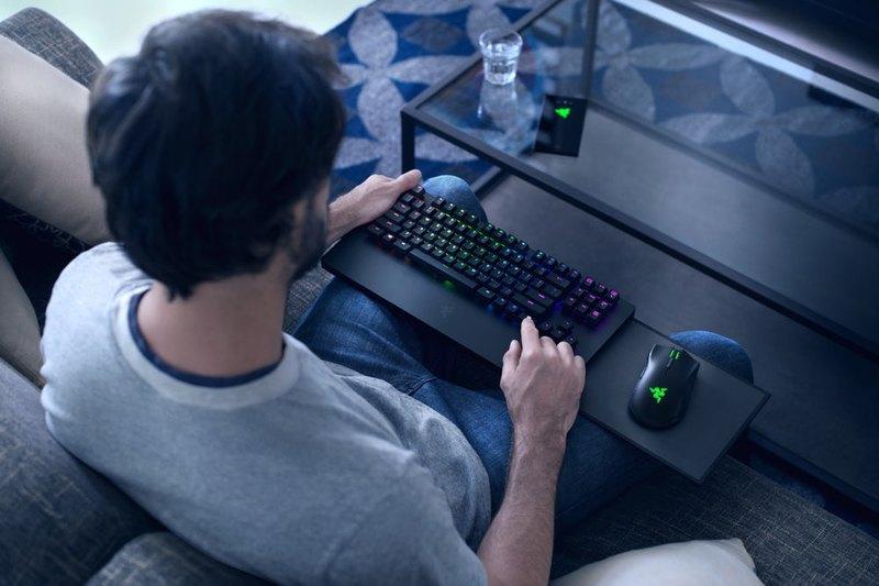 Представлены первые клавиатура и мышь для Xbox One