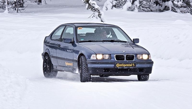 Новая статья: Резиновые шипы и другие новинки Continental для зимнего сезона