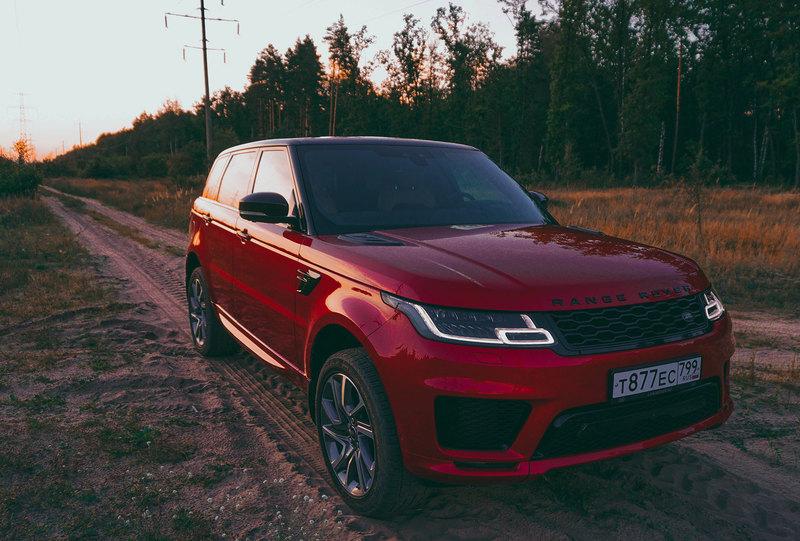Британский атлет: тест Range Rover Sport SDV6