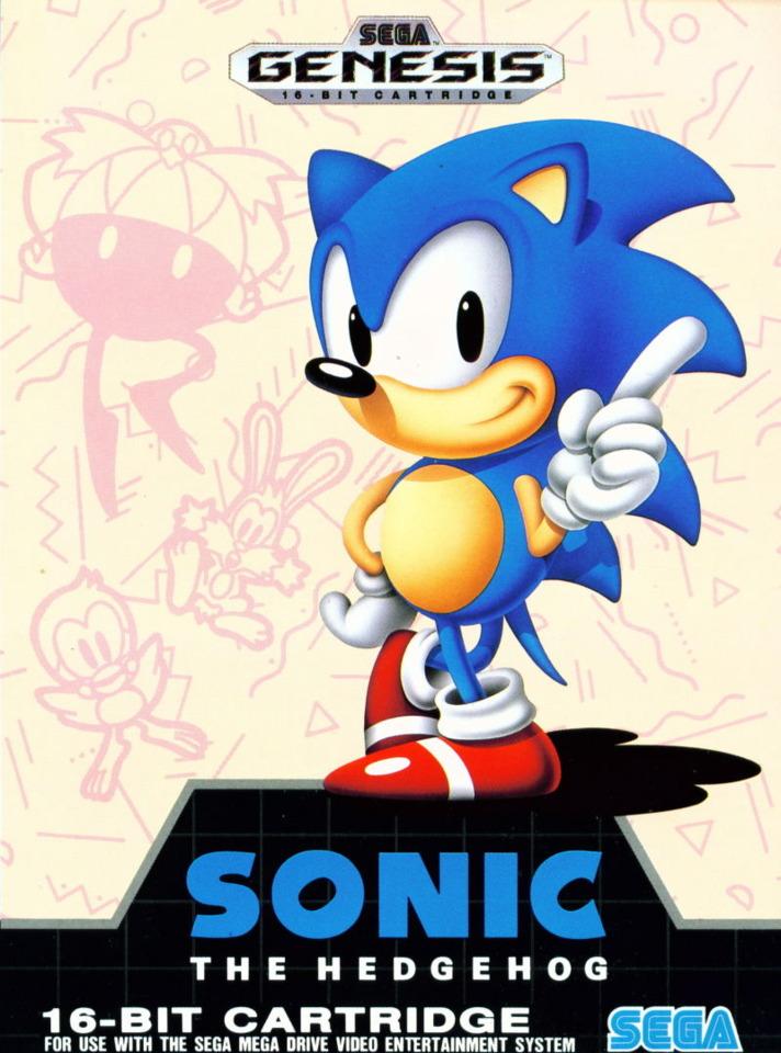 Sega Mega Drive Mini выйдет в следующем году