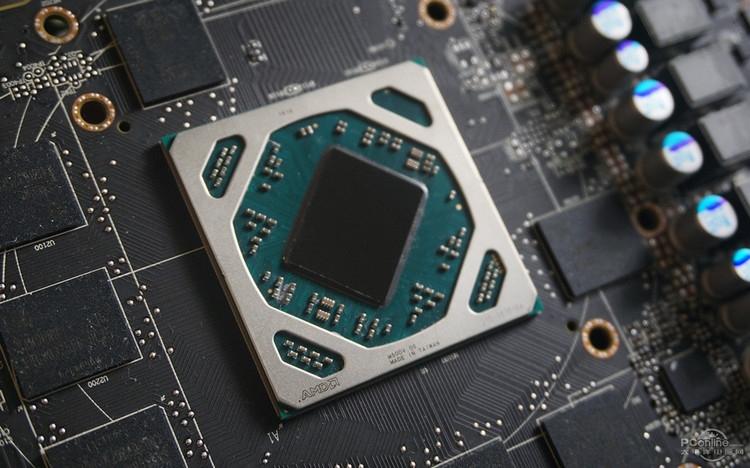 AMD Navi 12: первый GPU с совершенно новой архитектурой