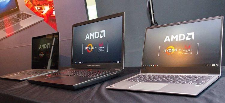 Некоторые производители не намерены выпускать ноутбуки на 7-нм процессорах AMD