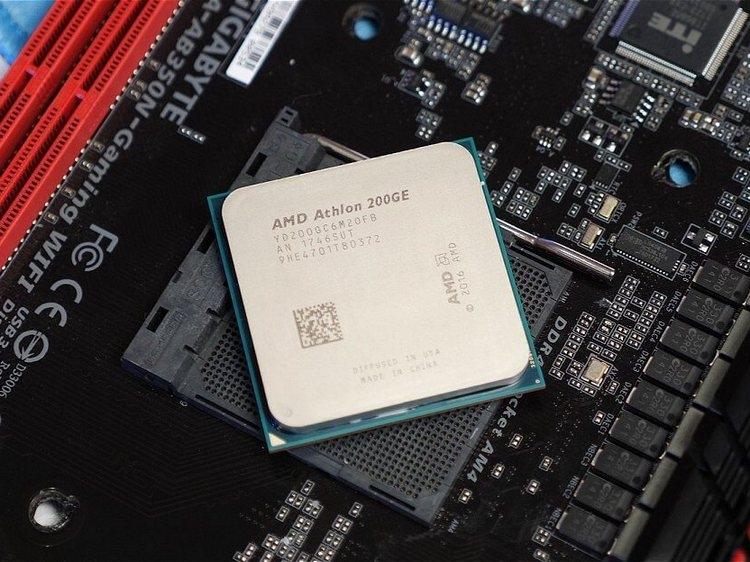 AMD начинает продажи Athlon 200GE по цене