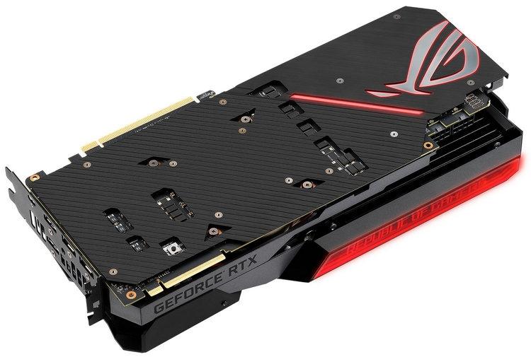 ASUS представила флагманскую ROG Matrix GeForce RTX 2080 Ti стоимостью 00
