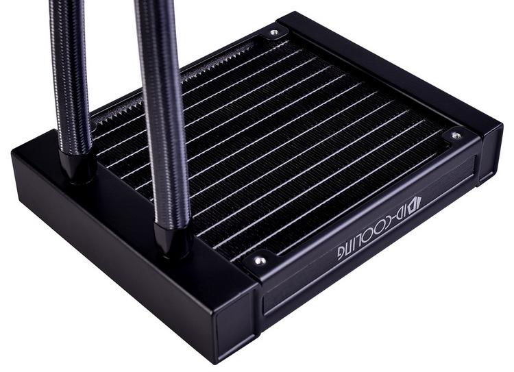Система жидкостного охлаждения ID-Cooling Auraflow X 120 может отвести до 200 Вт тепла