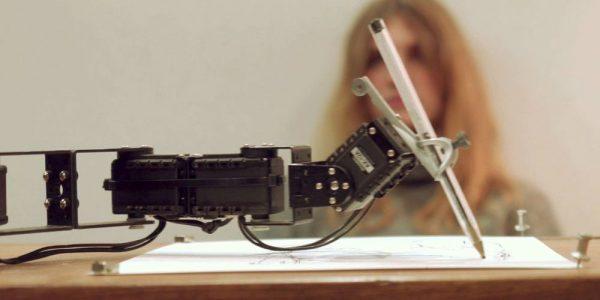 Инновационные разработки – рисующий робот
