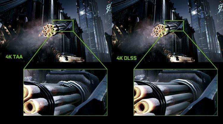 Battlefield V получит поддержку сглаживания DLSS, которое улучшит работу трассировки лучей