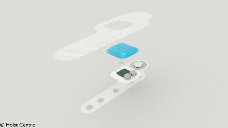 Европейские разработчики создали доступный «электронный» медицинский пластырь