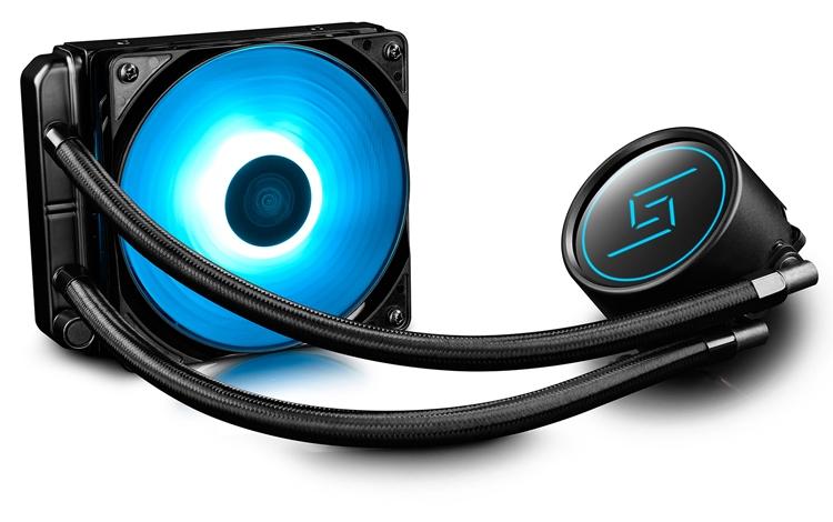 Компактная СЖО Deepcool Gammaxx L120 обойдётся в €50