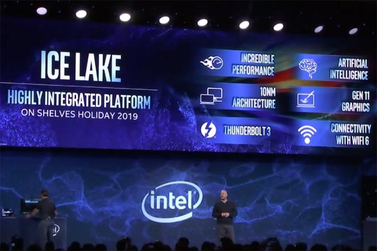 Выход 10-нм процессоров Intel Ice Lake может быть отложен из-за трудностей с чипсетами