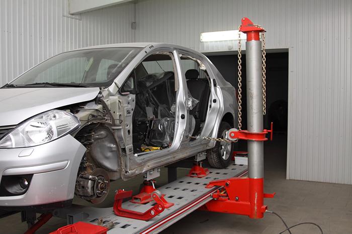 Кузовной ремонт авто: чем раньше обратиться в мастерскую, тем лучше