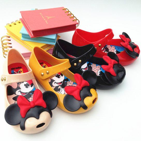 Обувь «Мелисса» на сайте интернет-магазина Babybug