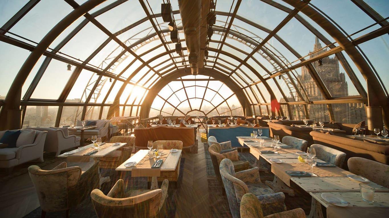 Все рестораны Москвы в одном месте