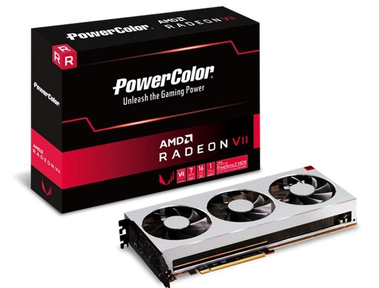 Сотрудник OCUK: на старте продаж в Великобритании будет доступно меньше 100 видеокарт Radeon VII